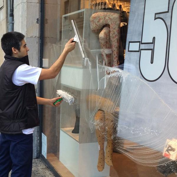 Limpieza de Cristales en Bilbao